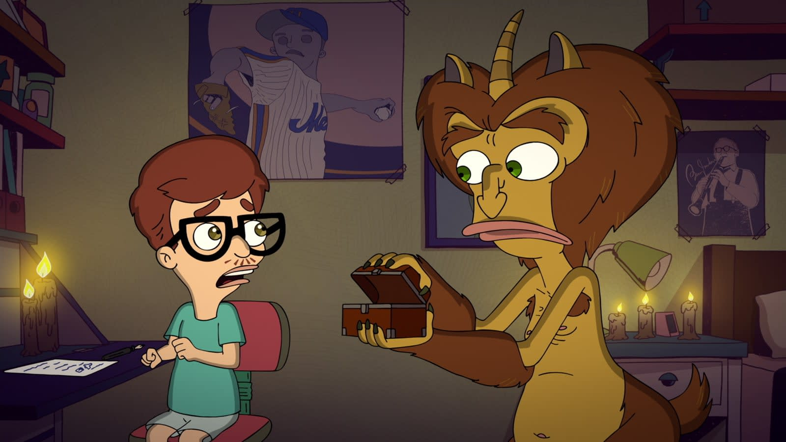 Netflix widens deal with 'Big Mouth' animation studio