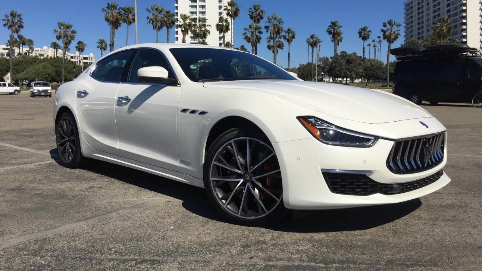 Maserati may unveil its first hybrid car on April 21st