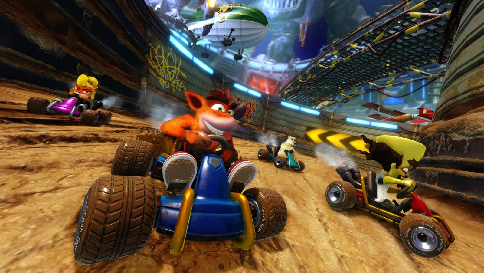 ผลการค้นหารูปภาพสำหรับ Crash Team Racing Nitro-Fueled