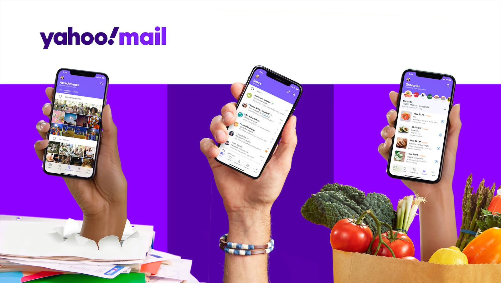 Yahoo's redesigned Mail app aims to bring order to your inbox