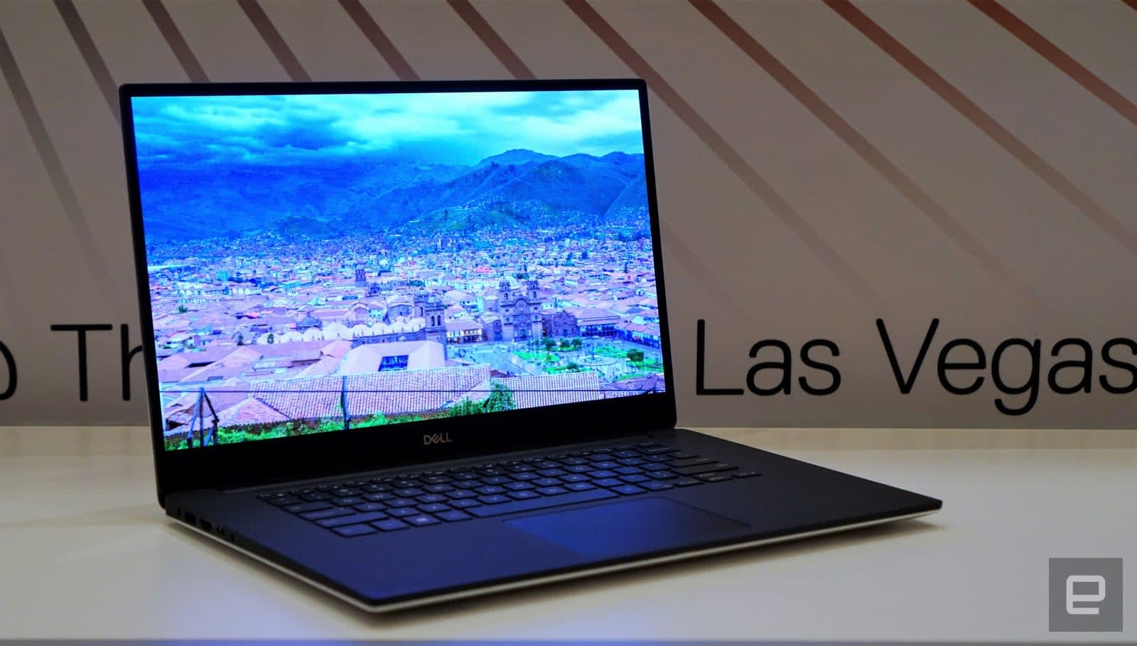 4K OLED comes to Dell's 15-inch XPS, Alienware and G laptops