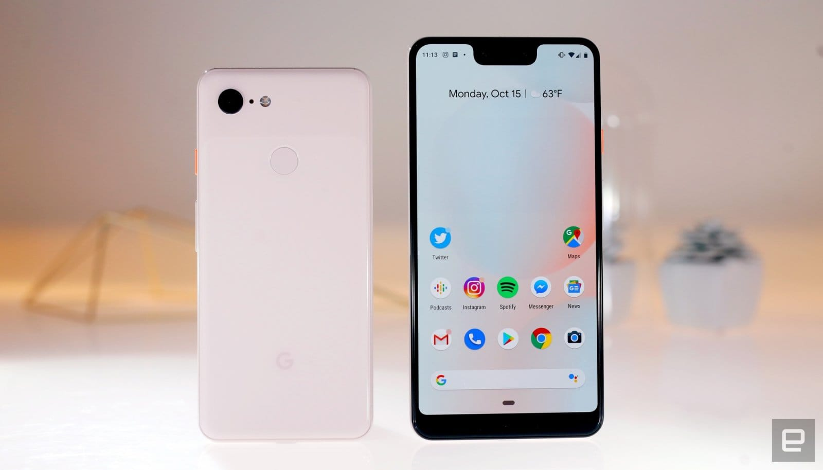 Amazon slashes the price of the Google Pixel 3 to #126,600 when converted from dollar to naira