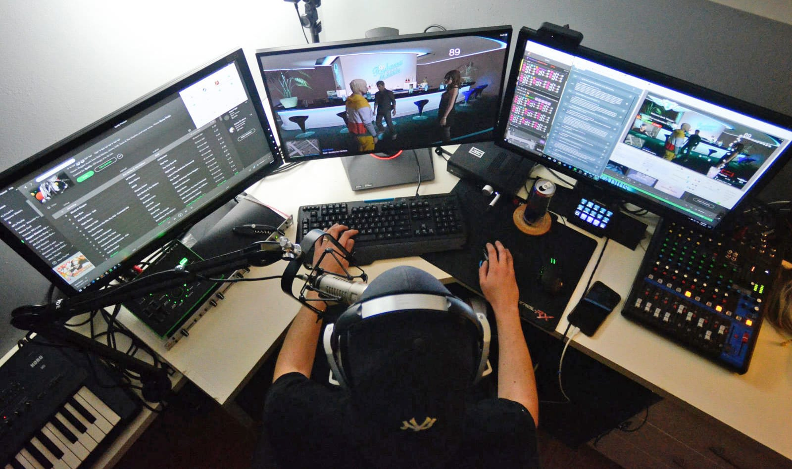Twitch Gaming Equipment