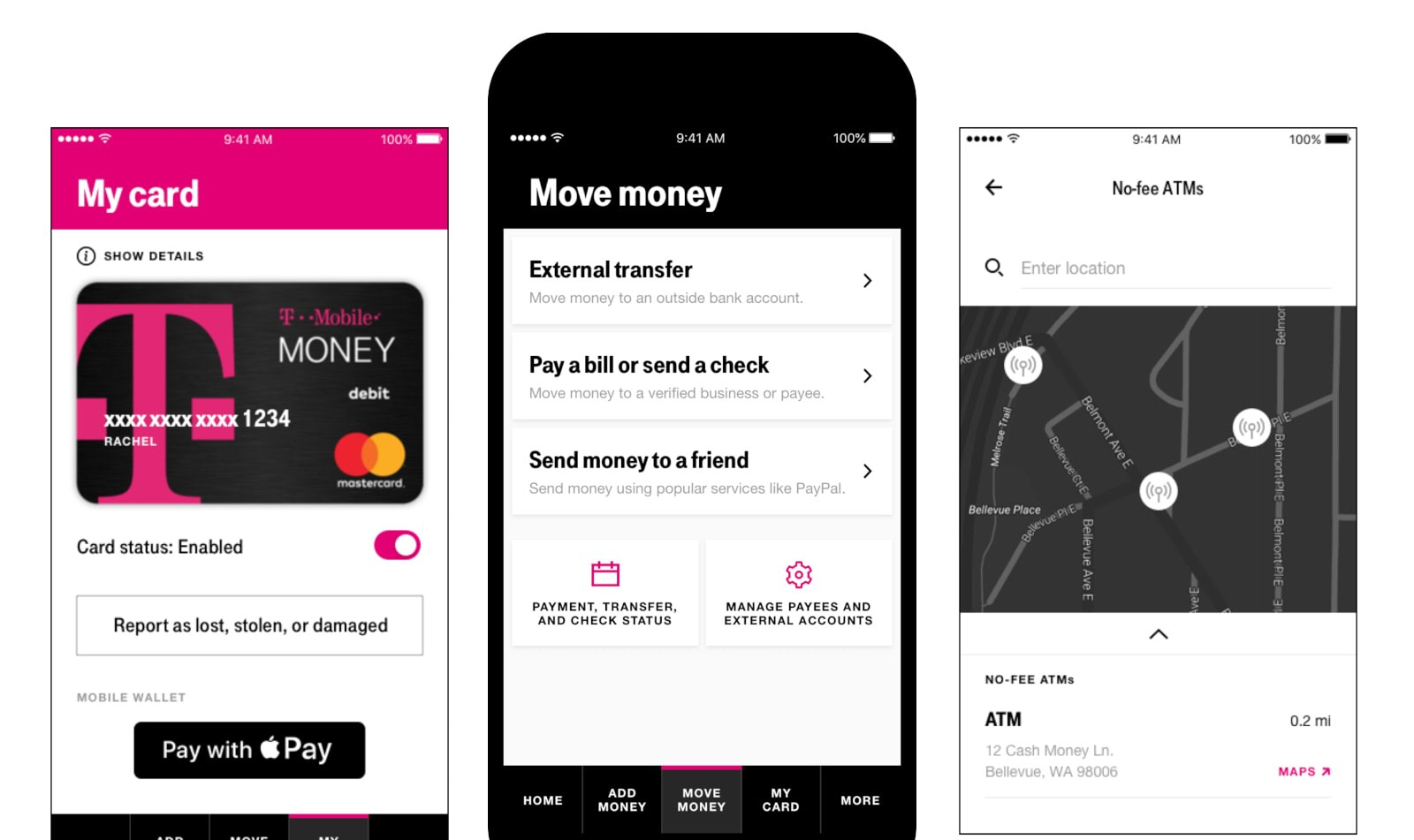 T-Mobile's Money banking app makes its nationwide debut