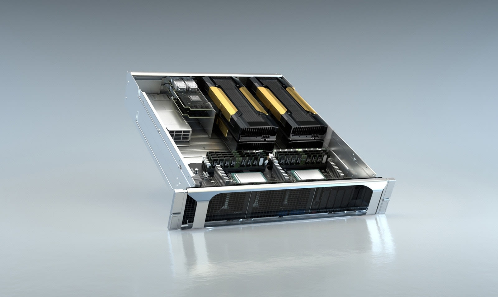 NVIDIA's EGX supercomputer tech can crunch 1.6 terabytes a second