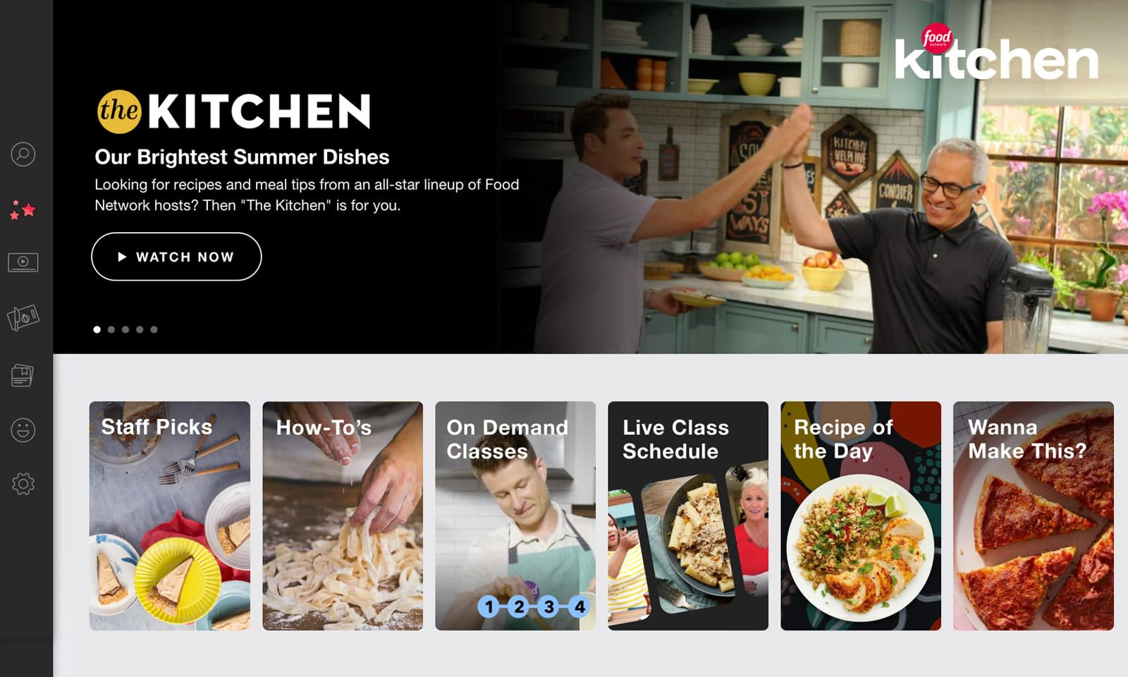 Food Network S Cooking Instruction Service Lets You Ask