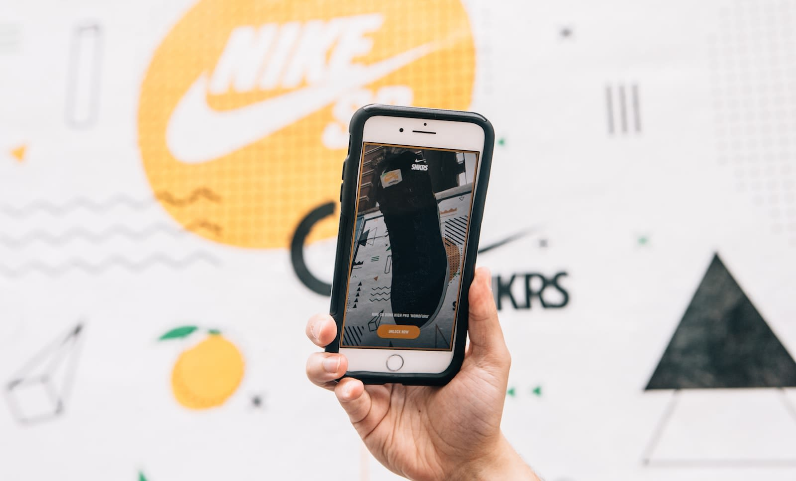 outlet store 04cdf d7237 For Nike, augmented reality is the perfect way to sell hyped sneakers
