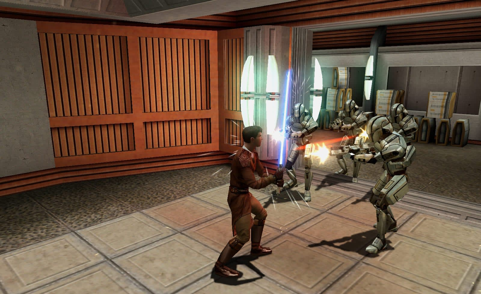 Knights of the Old Republic' could become a Star Wars movie