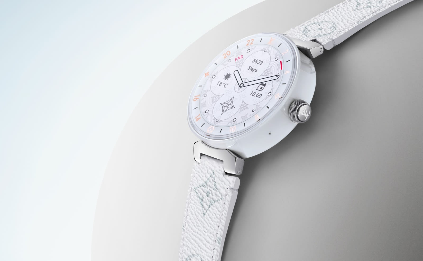 275f0adf79e7 Louis Vuitton's pricey smartwatch gets a big upgrade for 2019