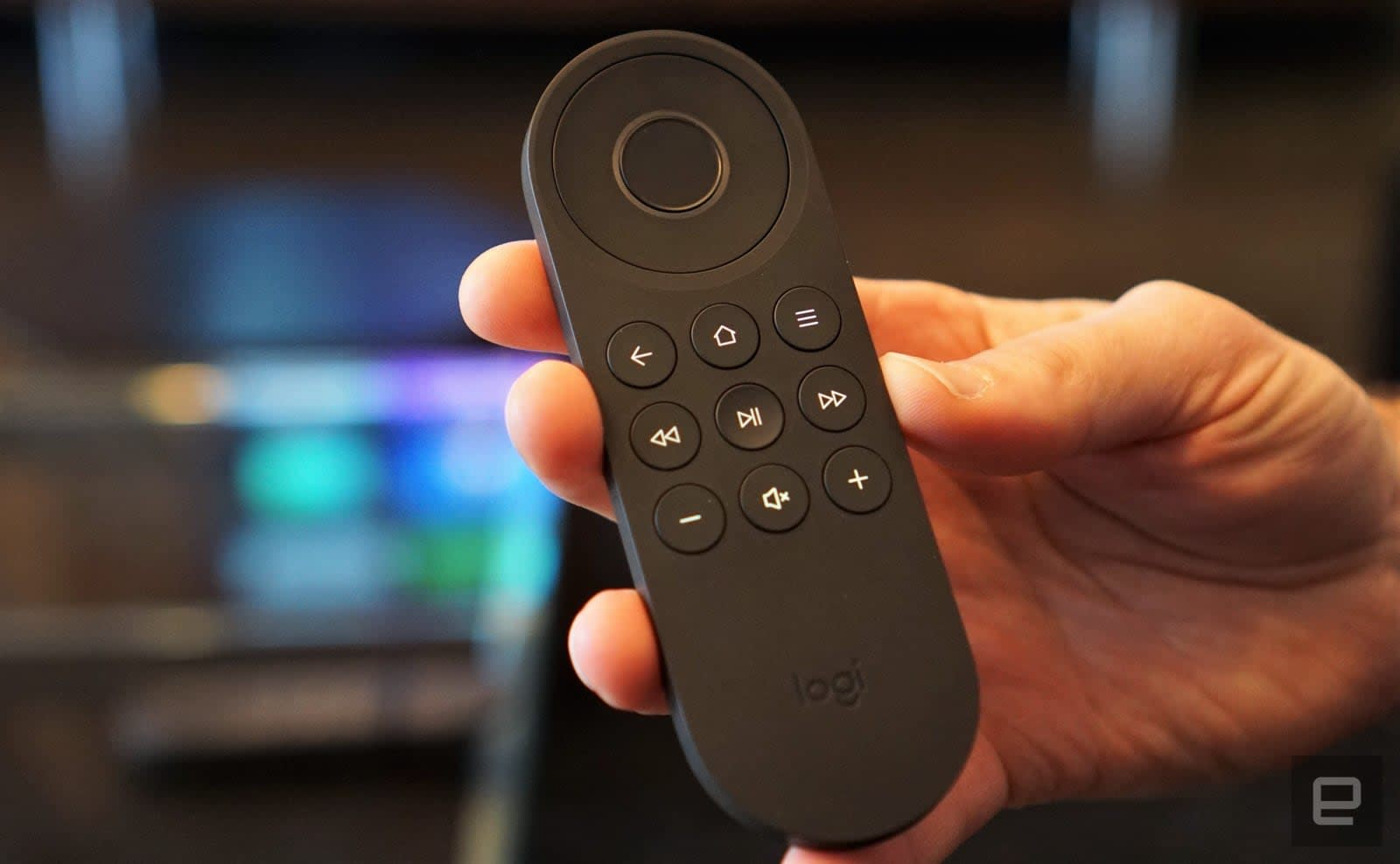b5f232f6a91 Logitech's Harmony Express is a sleek Alexa-powered universal remote