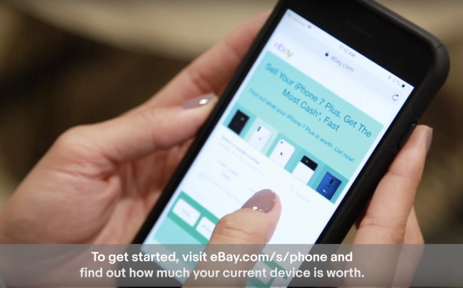 eBay's Instant Selling is a hassle-free way to sell your old