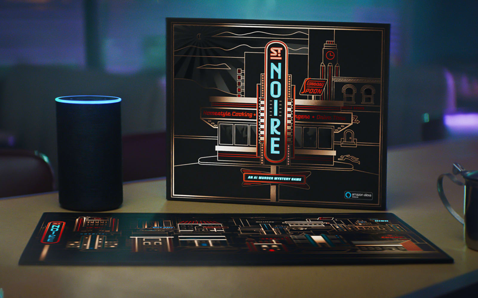 Atari founder's Alexa-powered board game is out now