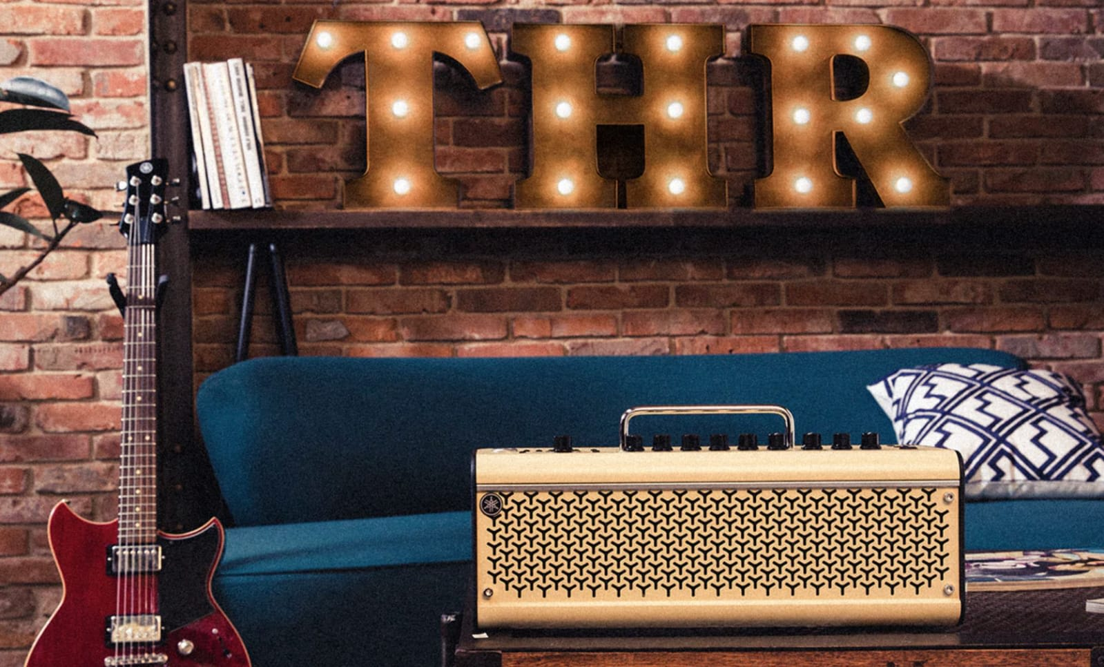 Yamaha updates its THR desktop guitar amps for the first time in years