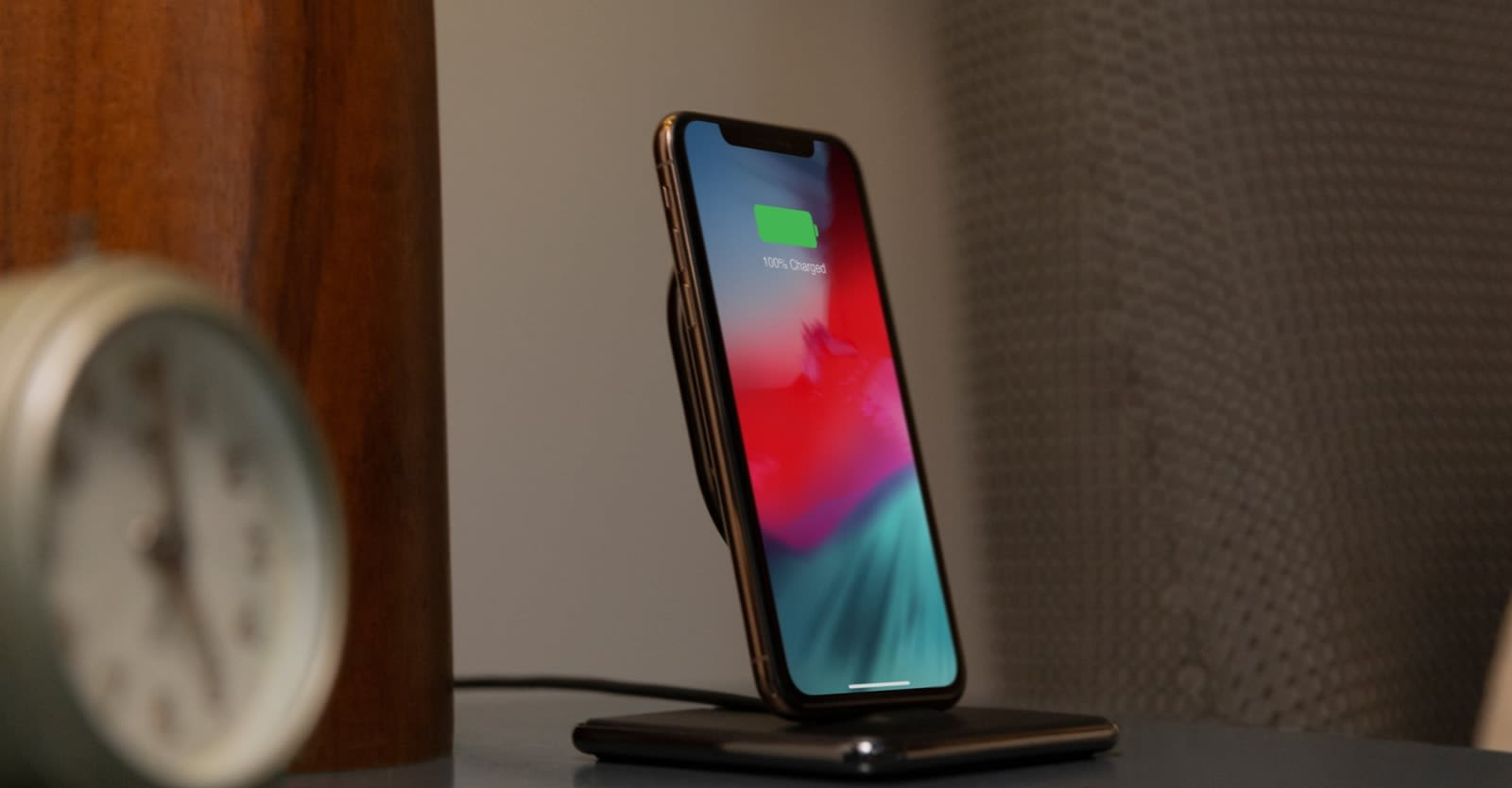 Twelve South's HiRise Wireless charger is made for your desk or on-the-go