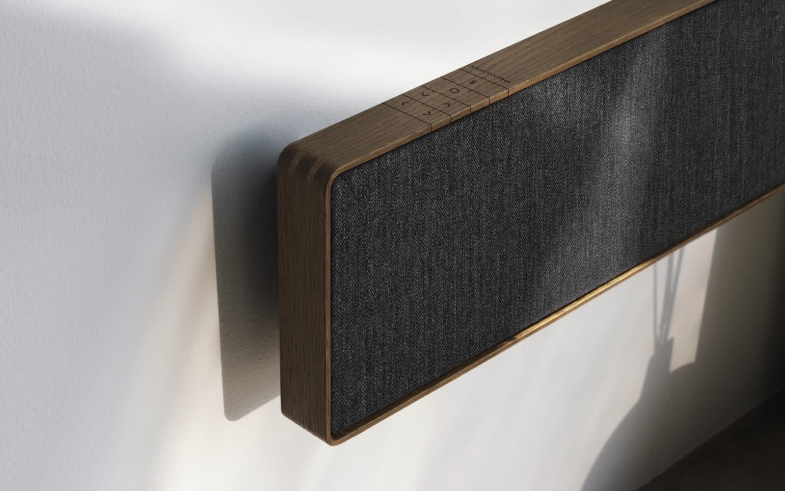 B&O's first soundbar packs Dolby Atmos, Chromecast and AirPlay 2