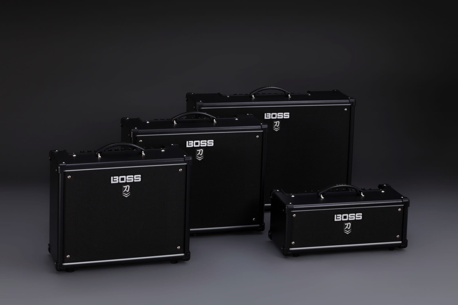 Boss' new Katana guitar amps offer more tones than ever
