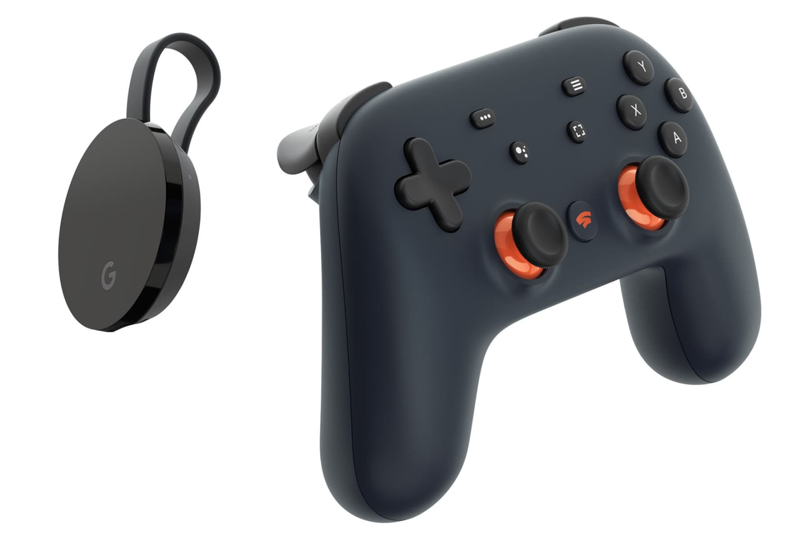 Recommended Reading: The Google Stadia controller prototypes