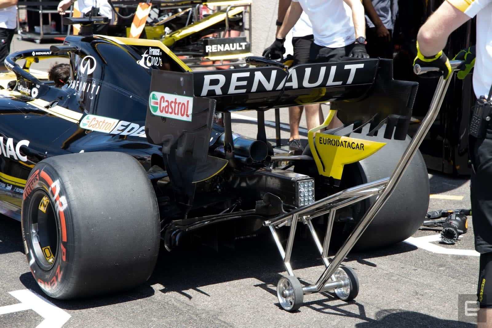 Formula 1's underdogs struggle with the technical challenges