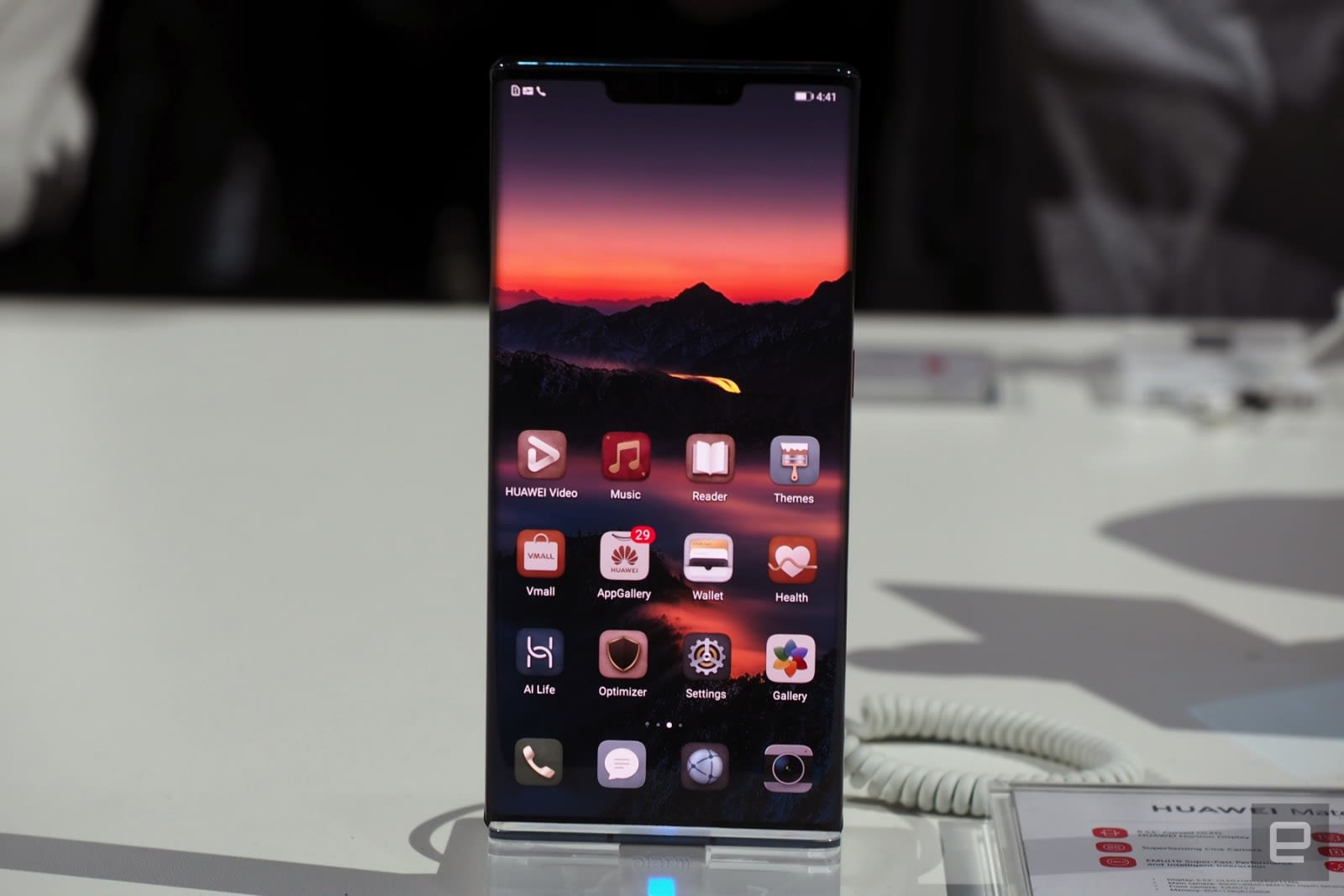 Huawei's Mate 30 offers 5G, a long life, and many questions