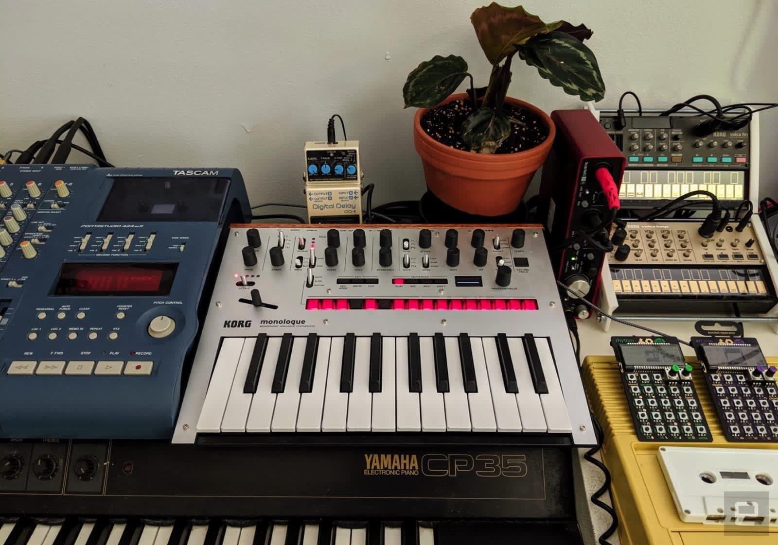 destiny 2 synthesizer
