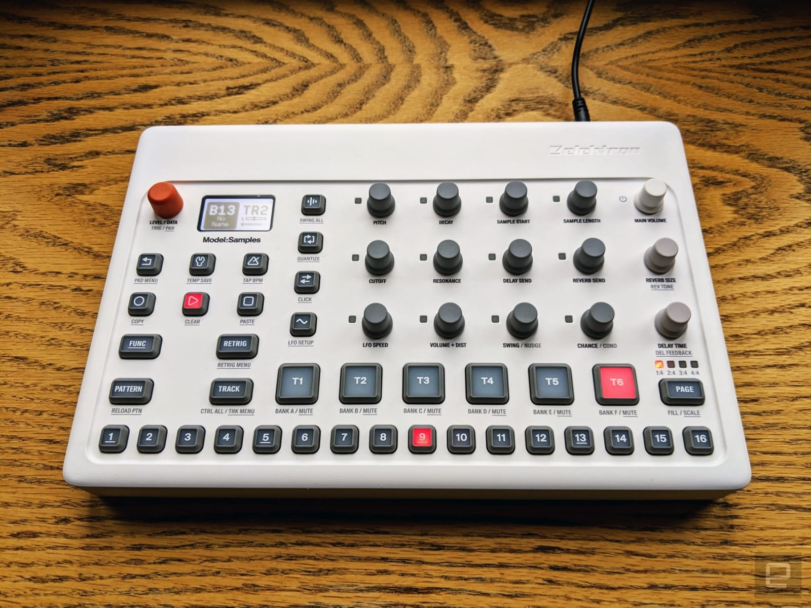 Elektron Model:Samples review: A powerful groovebox for beginners
