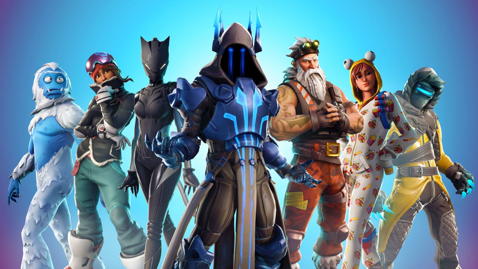 Holiday Fortnite Outage Leaves Players In Limbo Updated