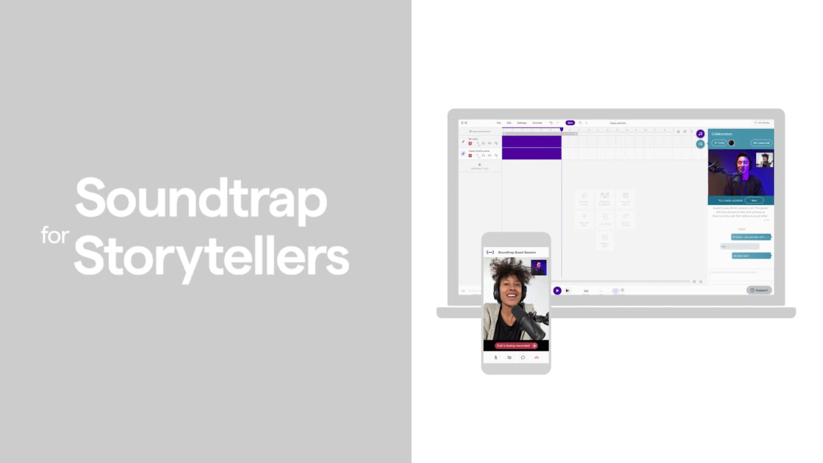 Soundtrap for Storytellers is Spotify's latest play for podcasters