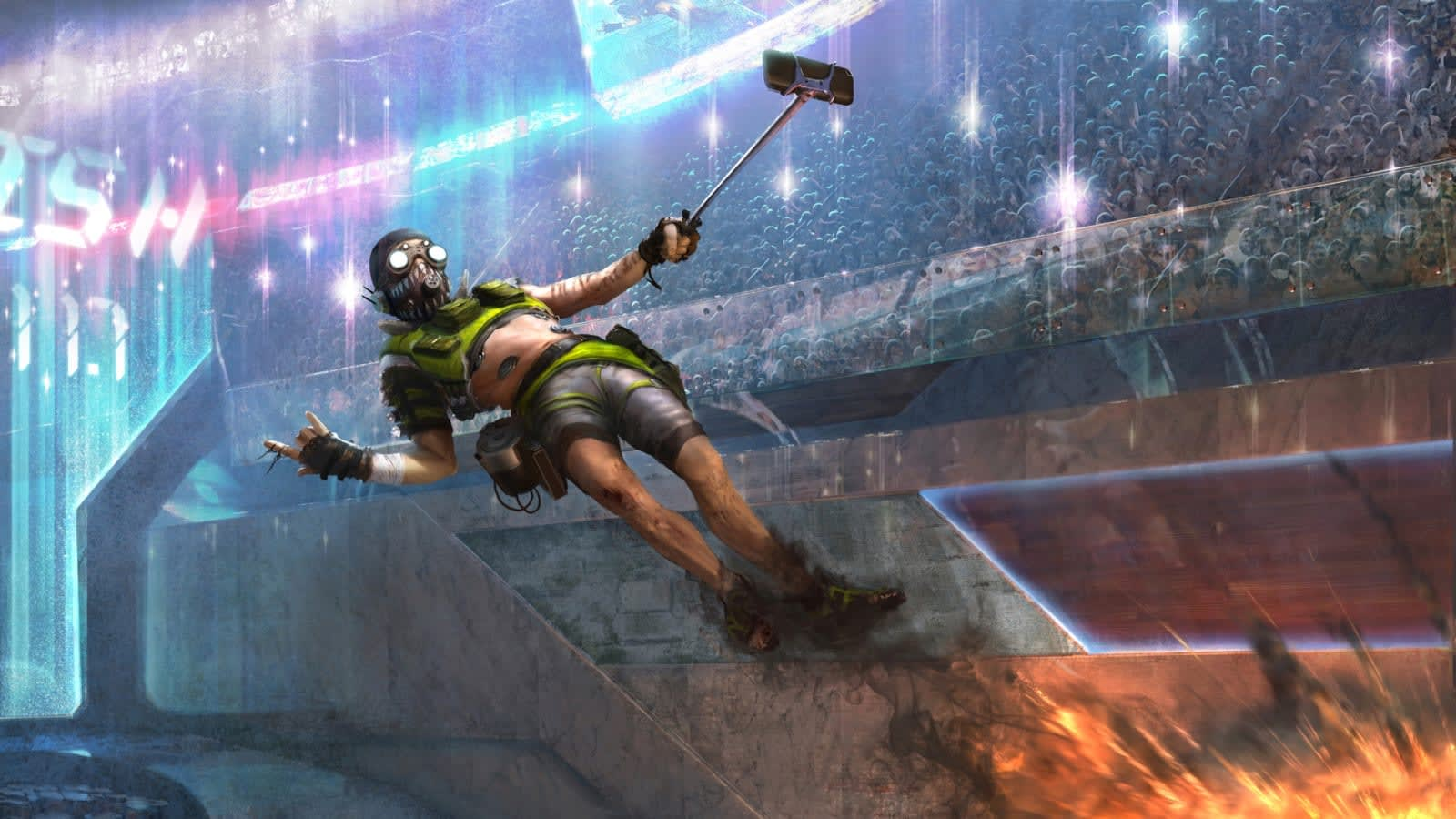 Esports Return To The X Games With Apex Legends Engadget