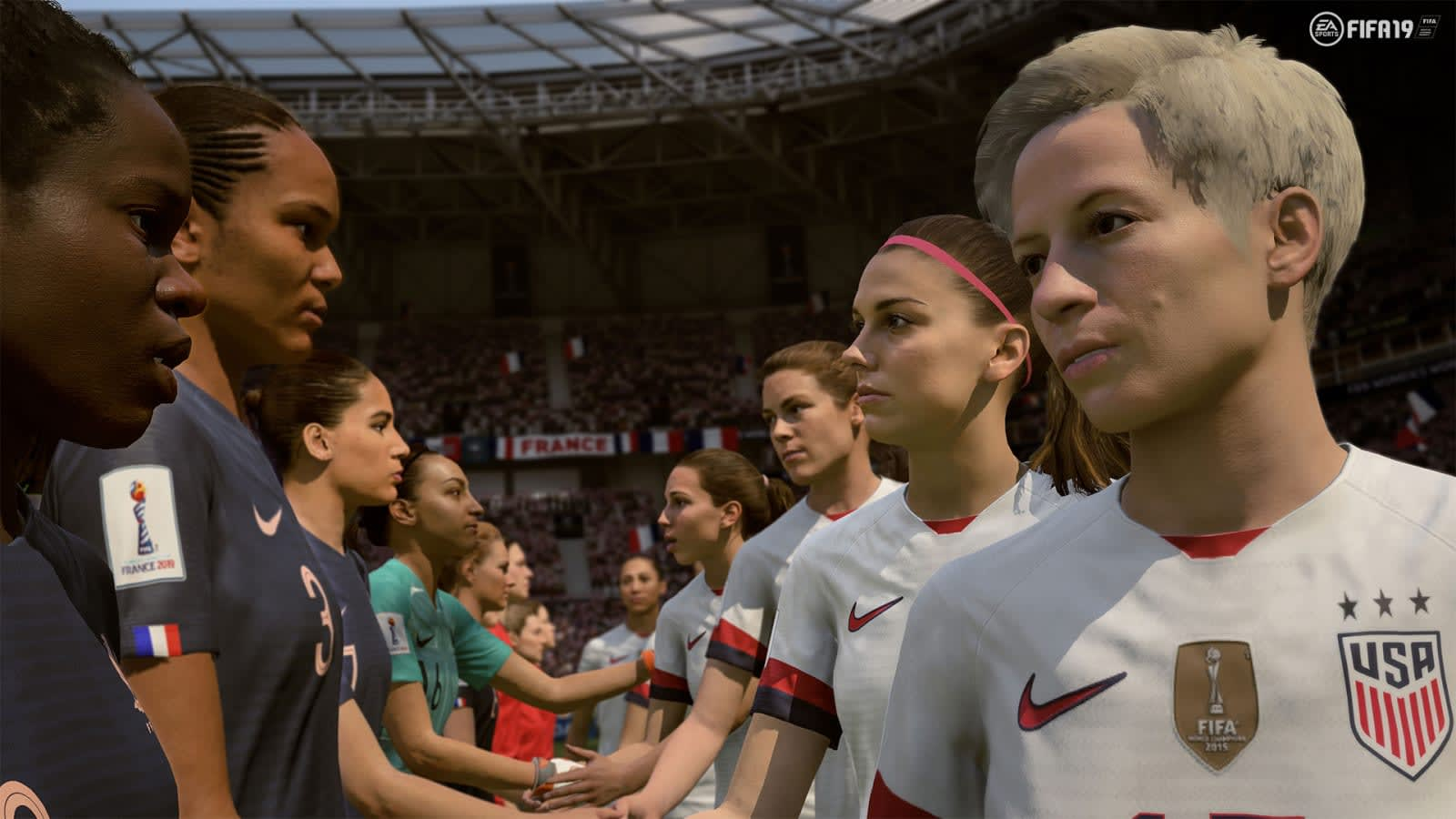 Recommended Reading: The legacy of female players in 'FIFA'