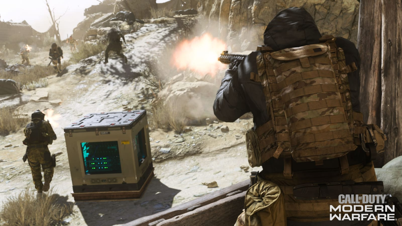 'Call of Duty' crossplay lands on October 25th