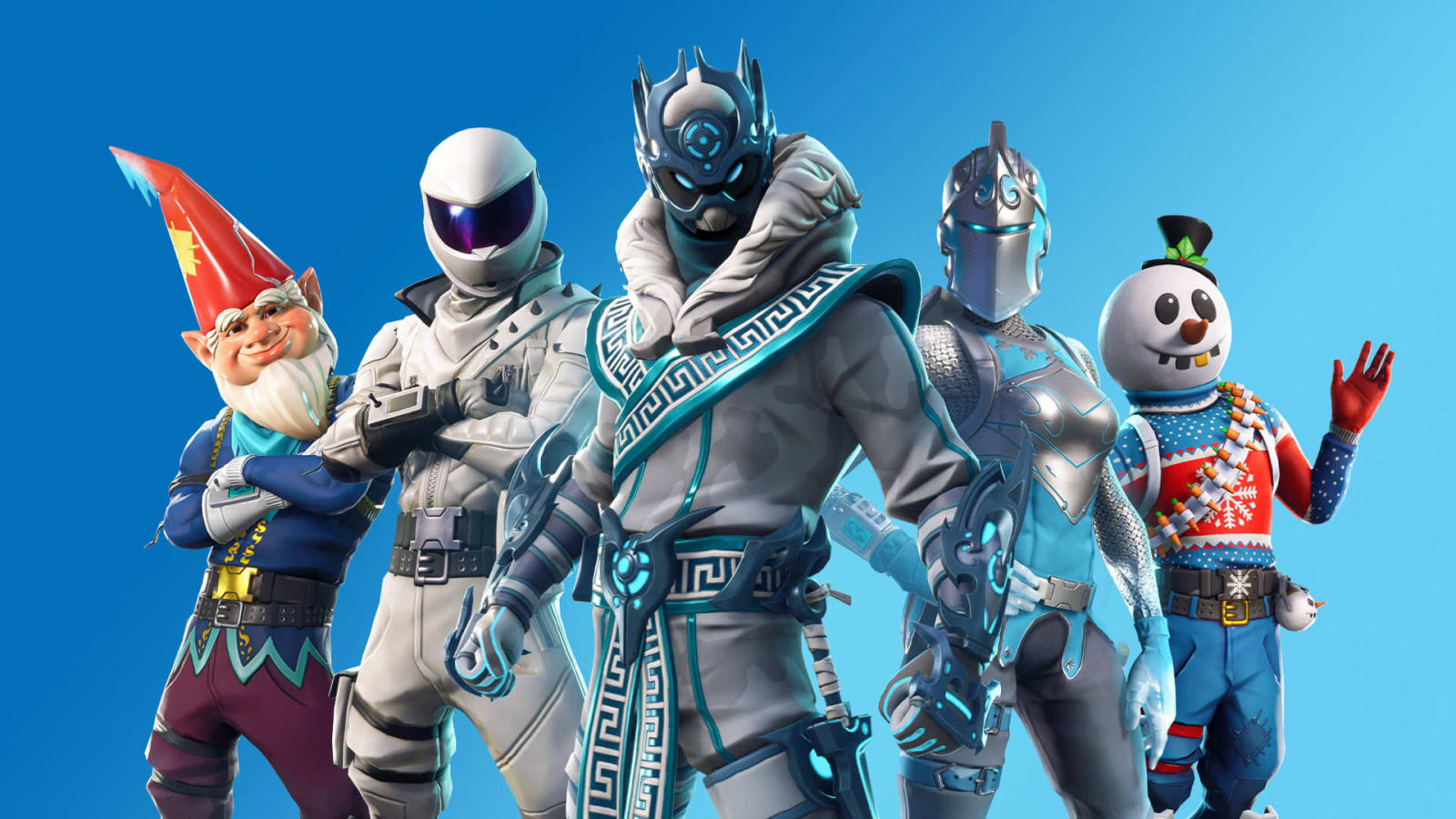 'Fortnite' adds split-screen multiplayer on PS4 and Xbox ...
