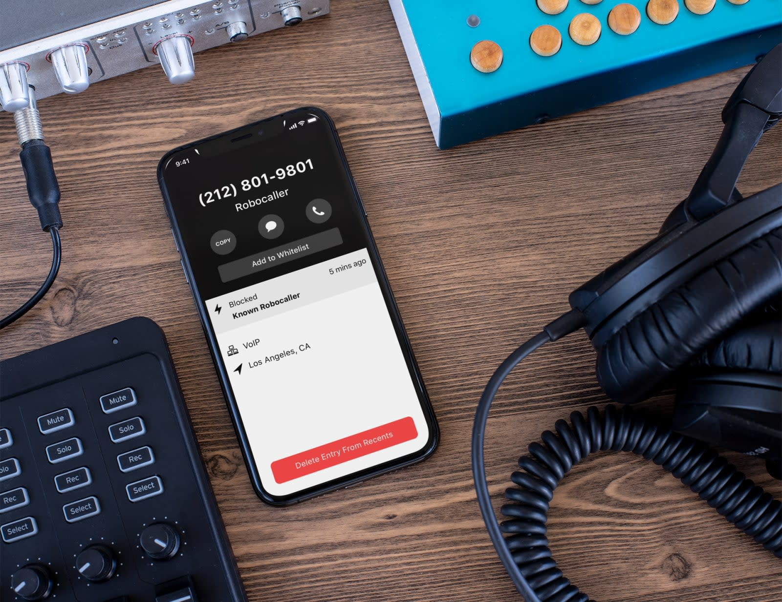 Firewall app promises to keep robocalls from ringing your phone