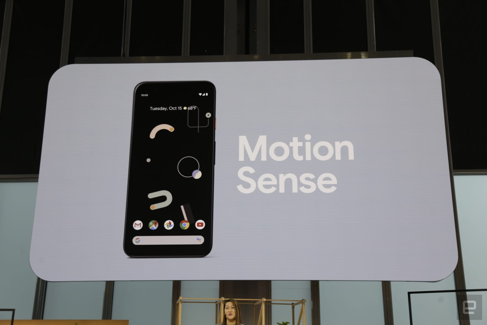 Google shows Motion Sense gestures in action on the Pixel 4