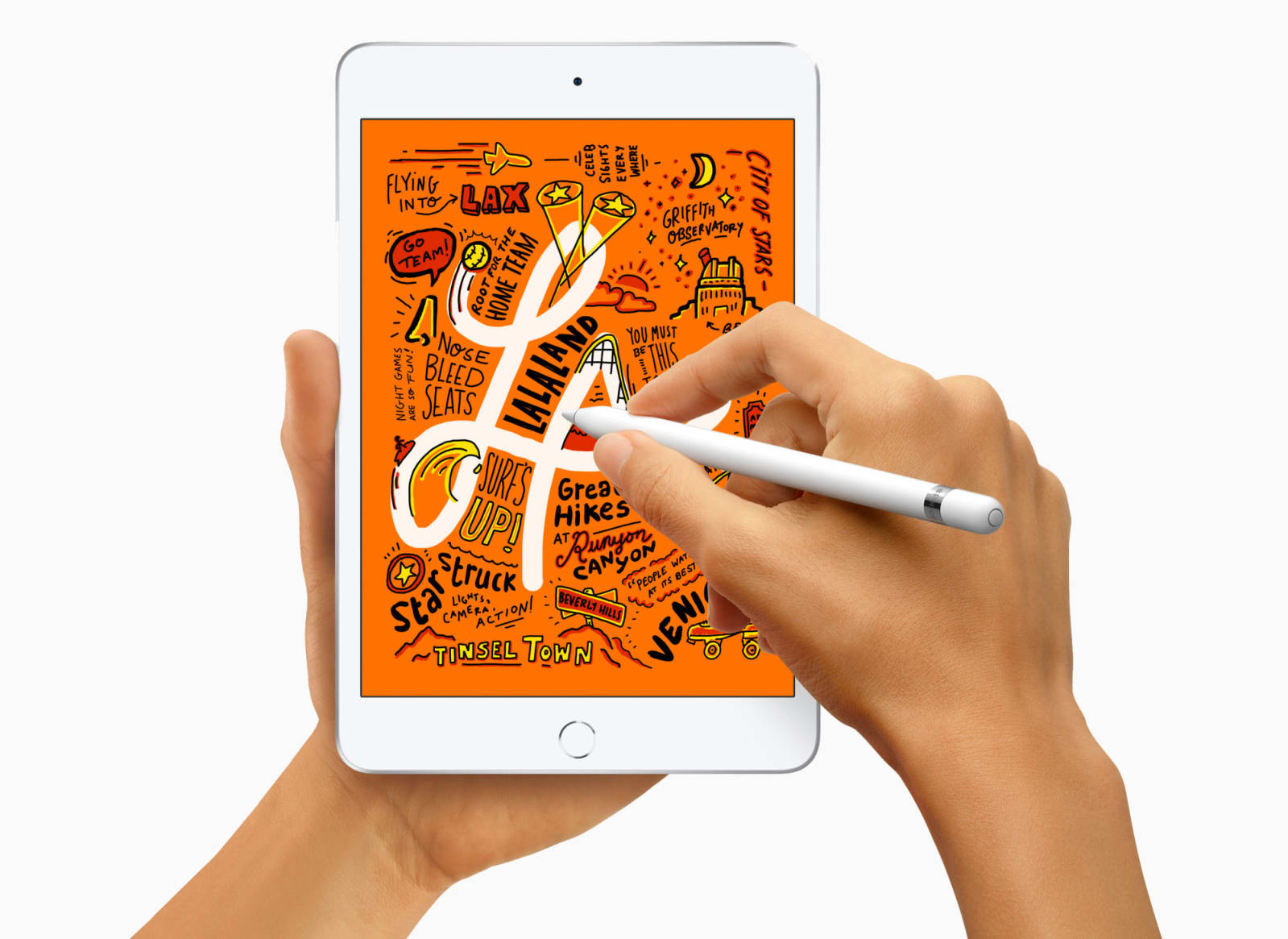 The Morning After: A pair of new iPads and 'Apex' expands