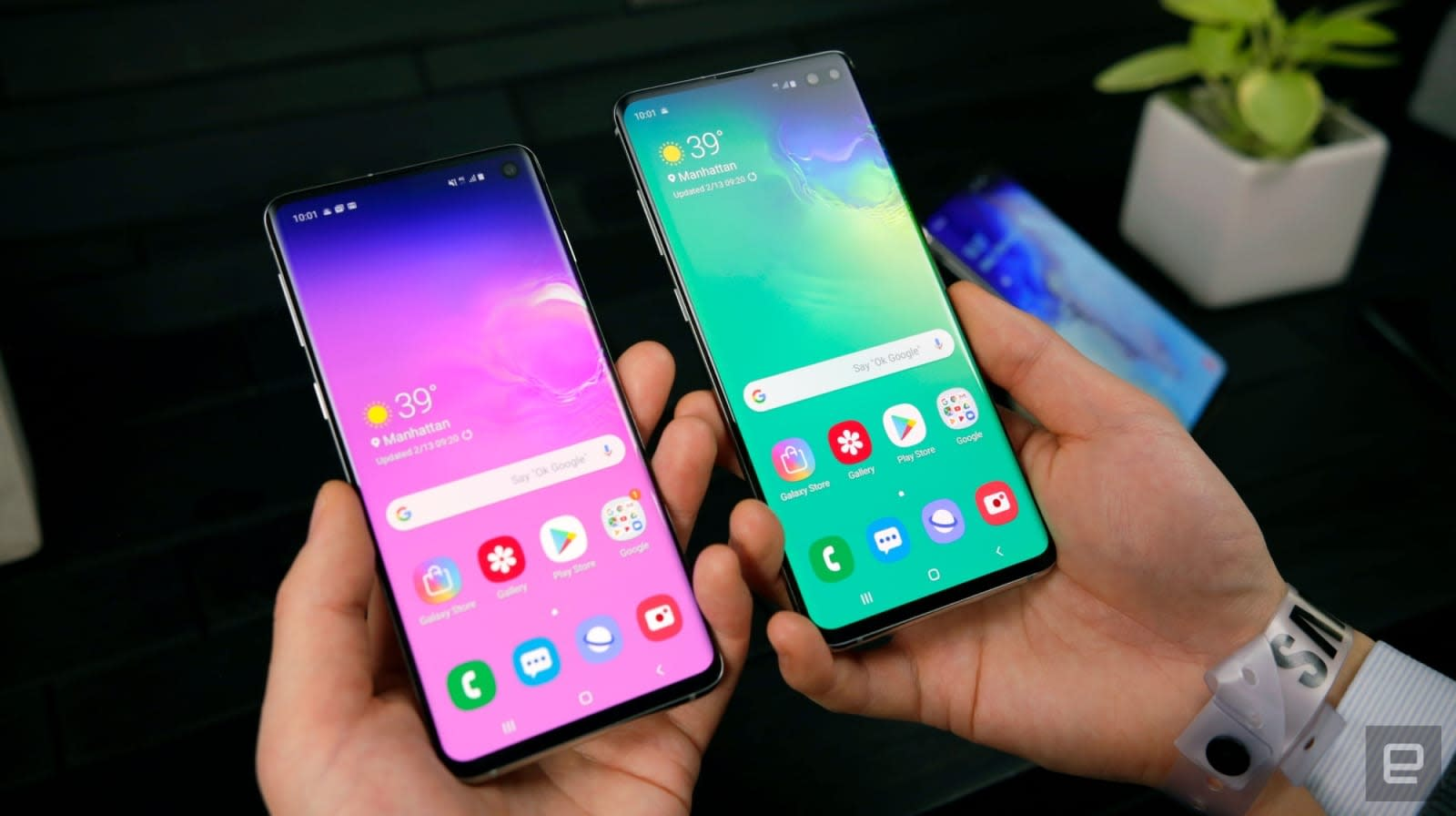 Samsung's Android 10 beta for Galaxy S10 phones starts soon