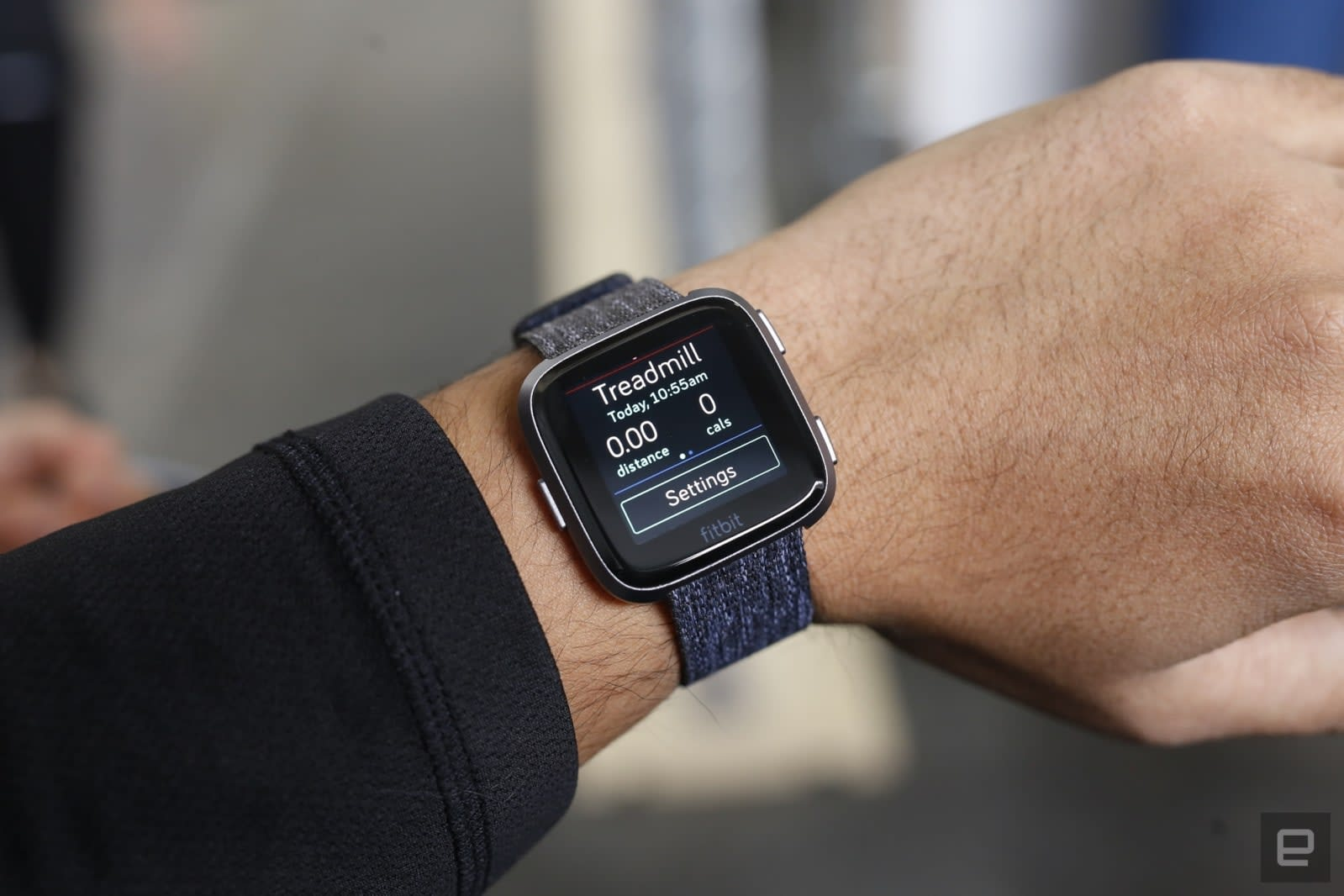 The Versa smartwatch is saving Fitbit