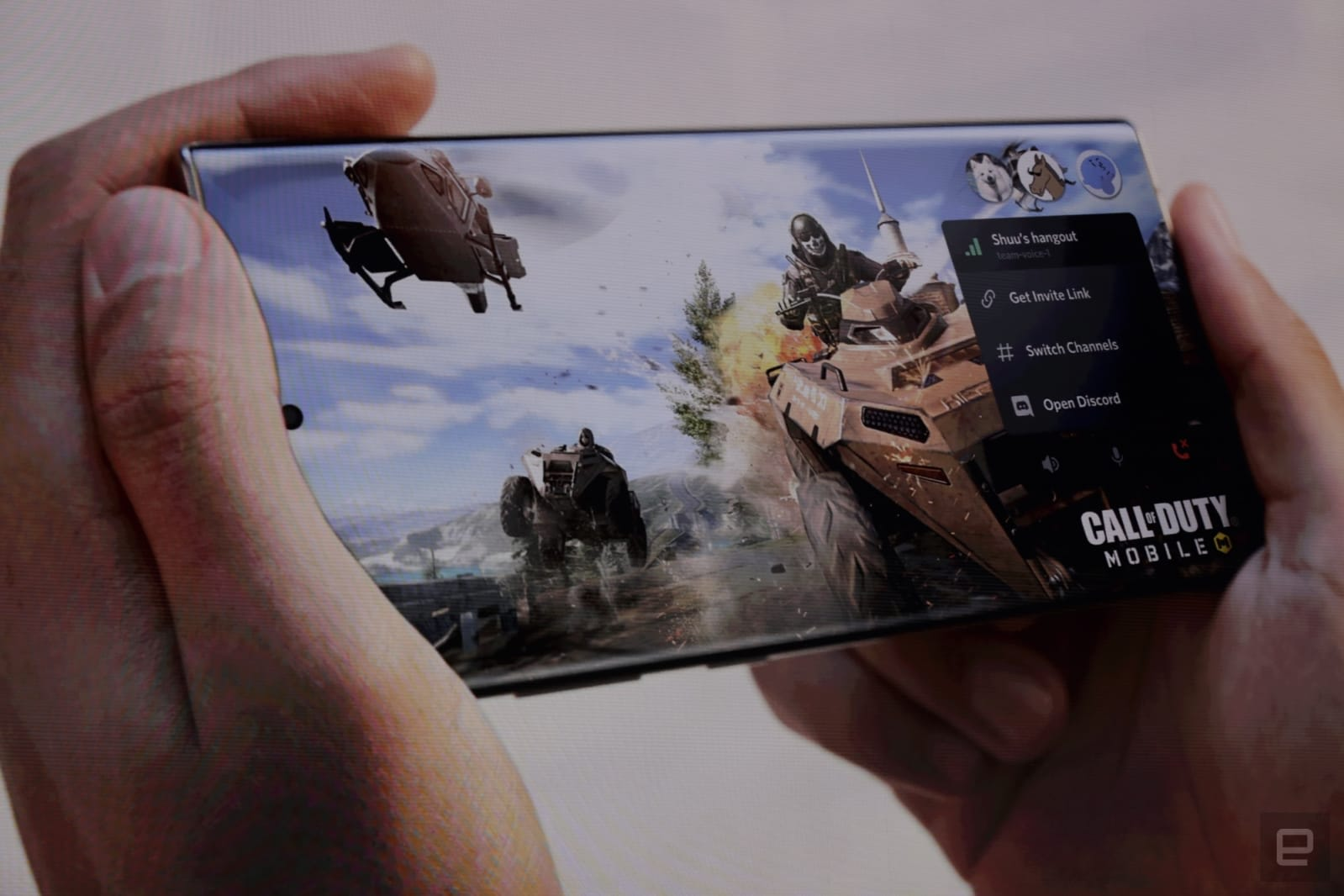 The Galaxy Note 10 can stream games from your PC