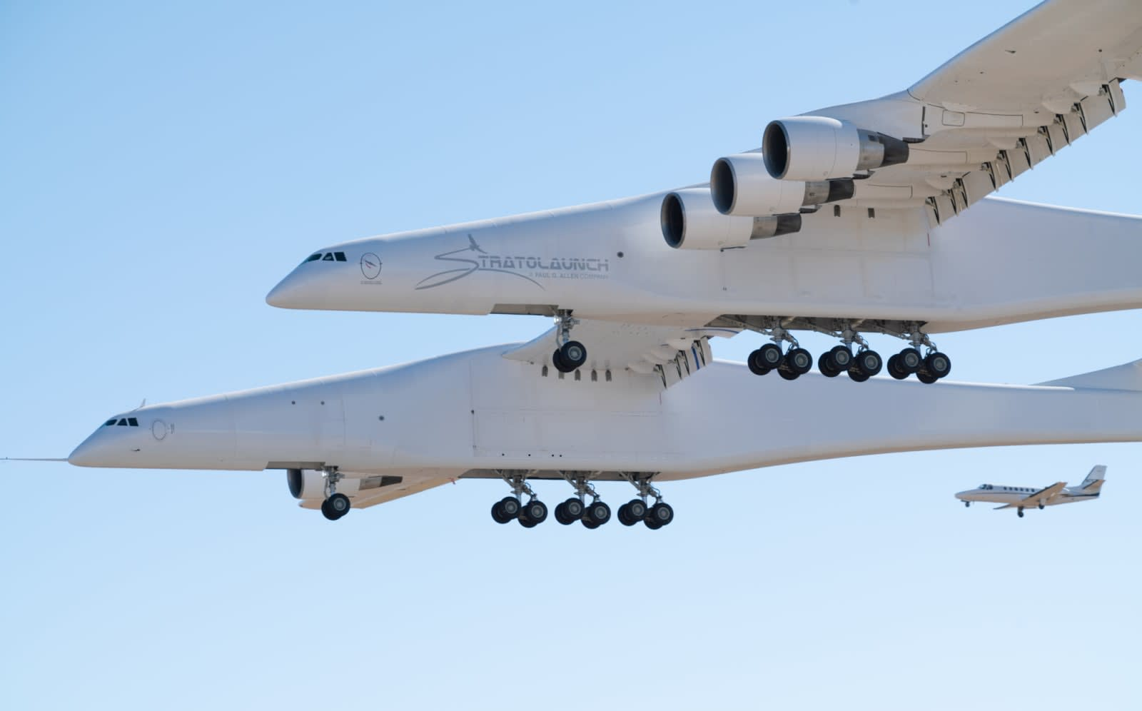 Paul Allen's Stratolaunch is reportedly shutting down