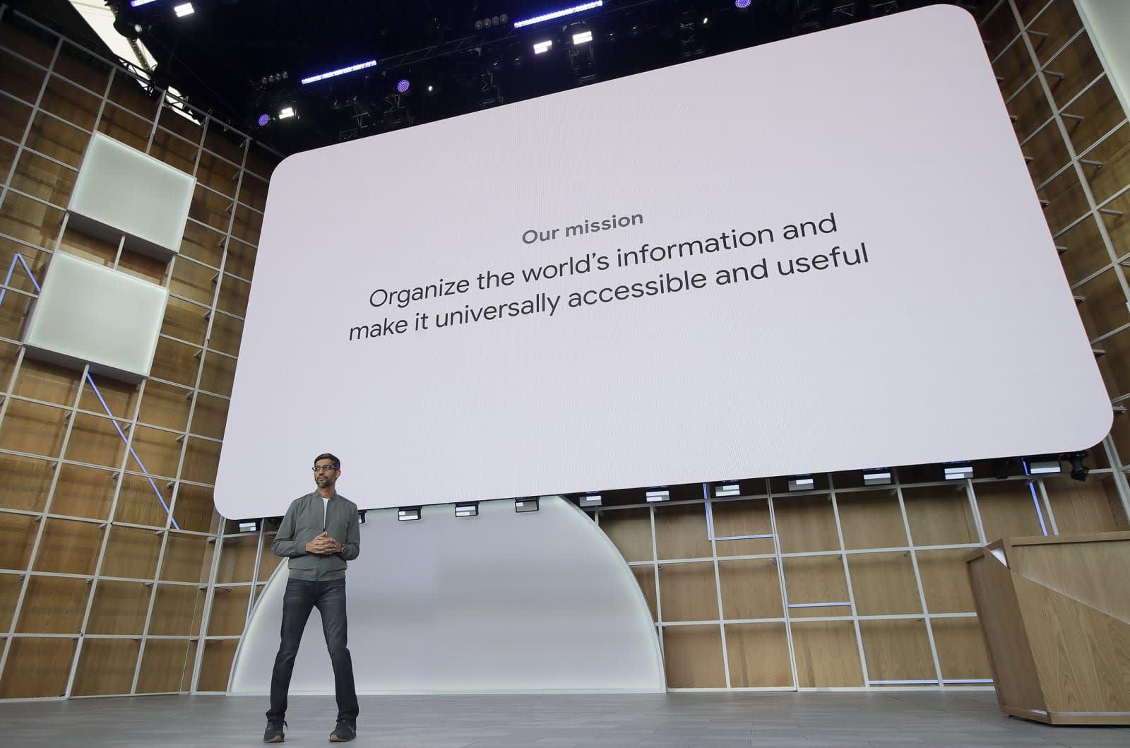Google I/O 2020 starts May 12th