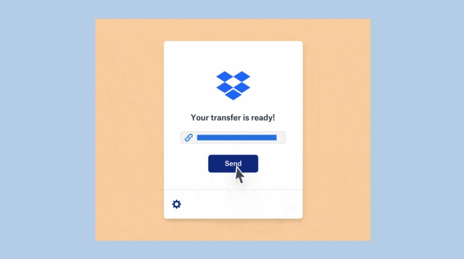 Dropbox Transfer lets you send up to 100GB of files at once