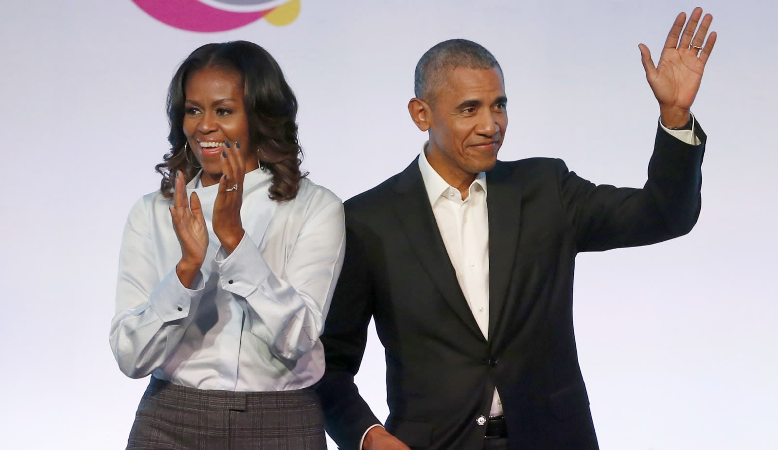 Spotify signs the Obamas to an exclusive podcast deal