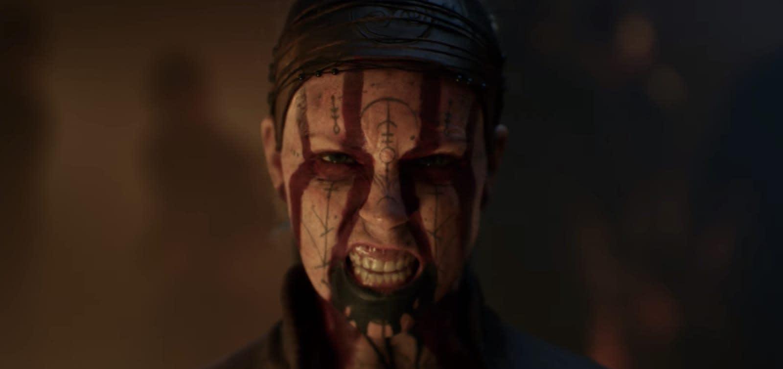 Watch 'Senua's Saga: Hellblade II' running on the new Xbox Series X