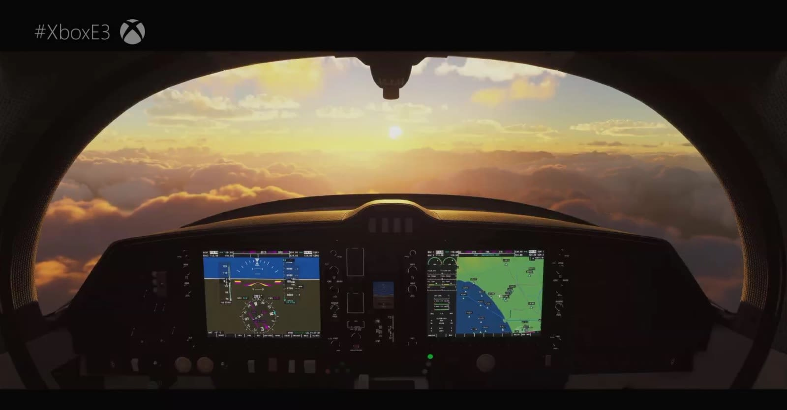Microsoft's new 'Flight Simulator' looks like a wild 4K ride