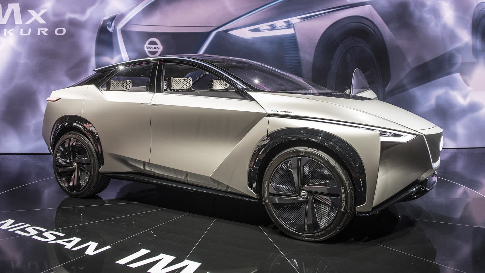 Nissan S Electric Suv Concept Will Enter Production