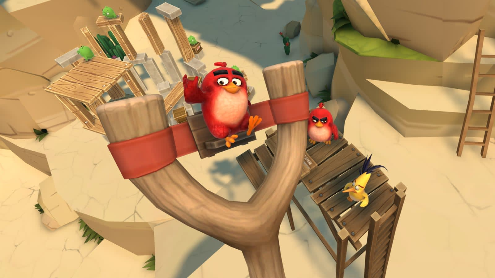 d5fecd5bb8 The first Angry Birds VR game puts the slingshot in your hand