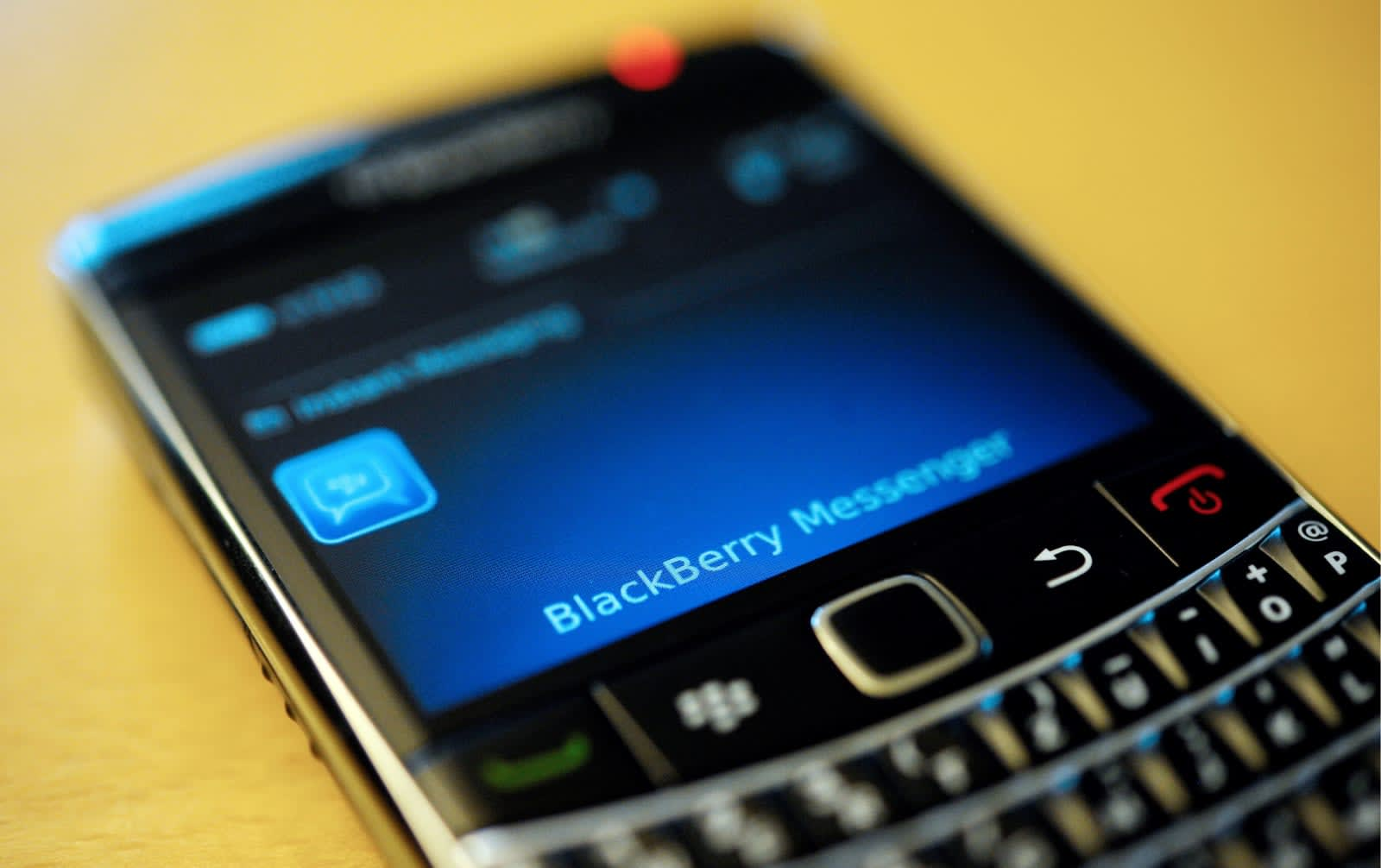 BlackBerry Messenger shuts down for good today