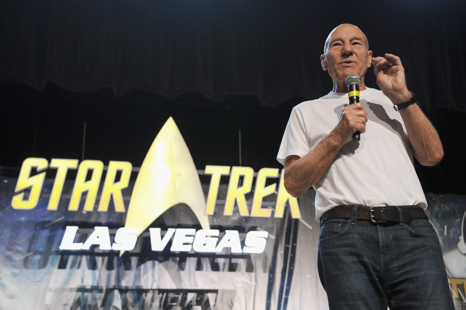 CBS' Picard series will loosely tie in with JJ Abrams' 'Star