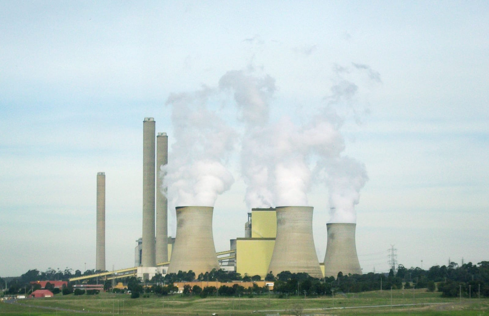 a disused coal power station will reopen to solely power crypto