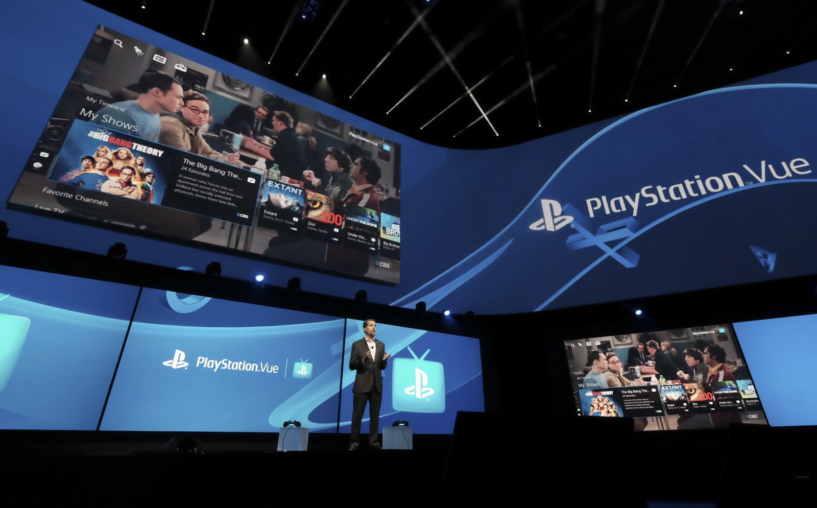 Playstation Vue Review 2020.Sony Will Shut Down Playstation Vue In January 2020 Engadget