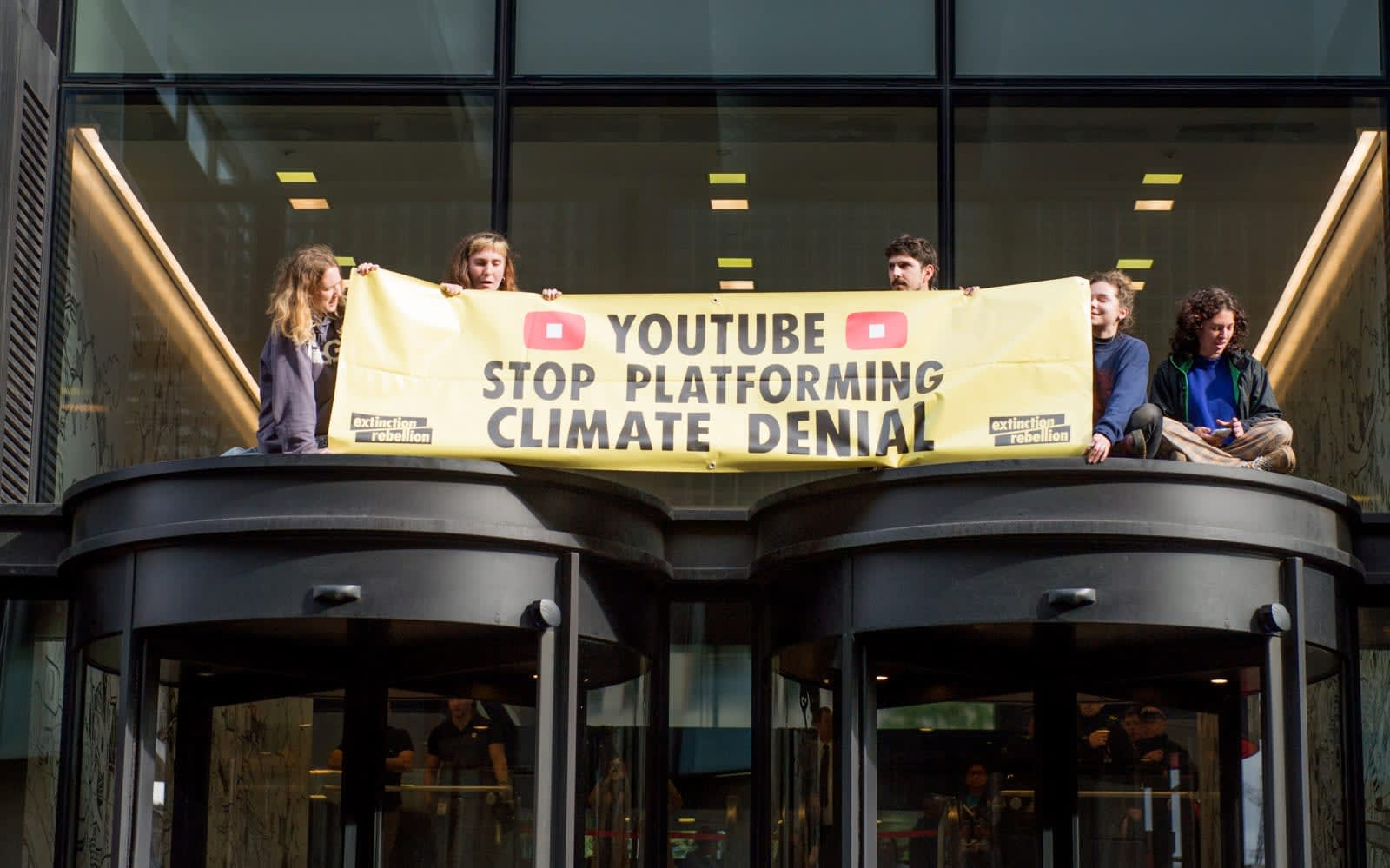 Congresswoman calls on YouTube to stop promoting climate misinformation